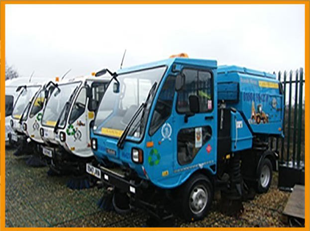 Road-Sweeper-Services